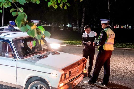 Сотрудники ГИБДД устроят массовые проверки водителей в г. Бийске