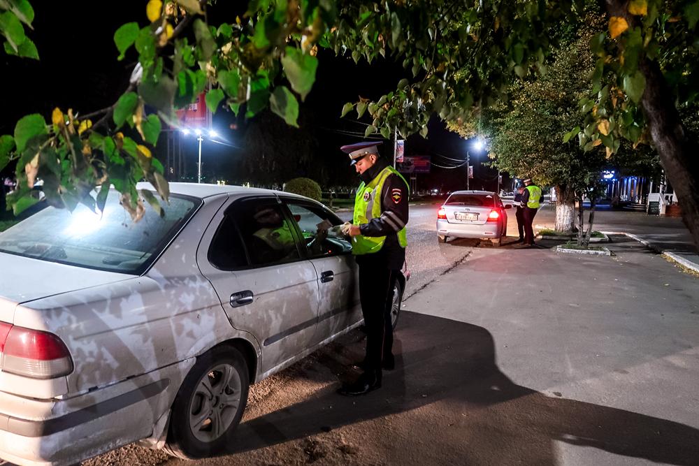 За восемь дней новогодних каникул в Бийске задержали 21 водителя в состоянии опьянения