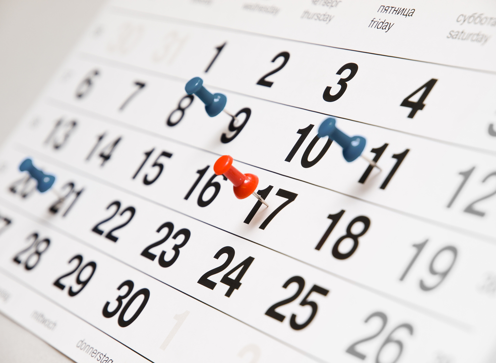 Стали известны праздничные дни в ноябре