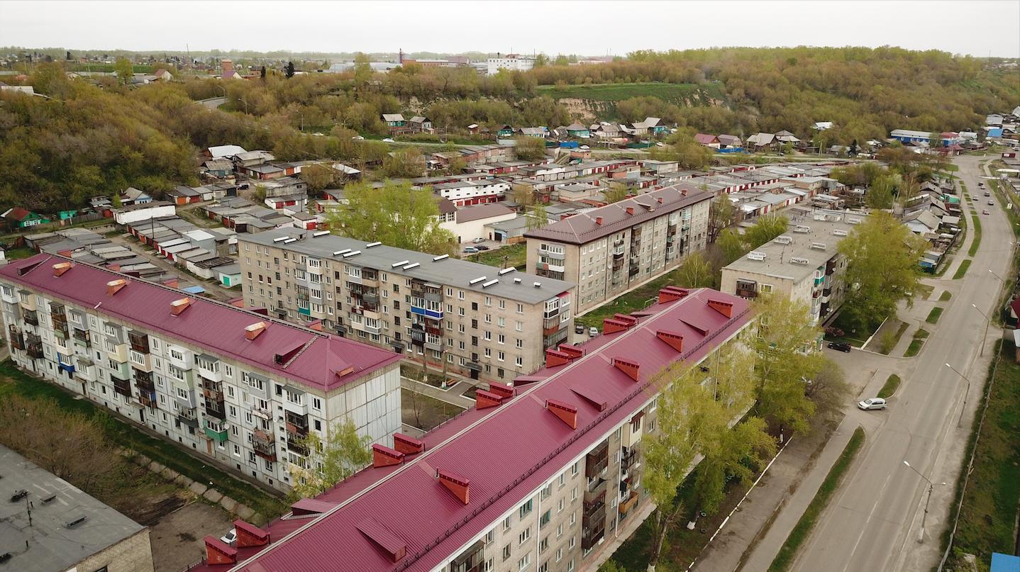 План капитального ремонта текущего года завершен в Бийске