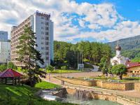 В списке популярных водолечебниц России — Белокуриха