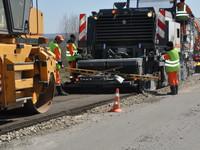 """В Бийске завершаются работы по нацпроекту """"Безопасные качественные автомобильные дороги"""""""