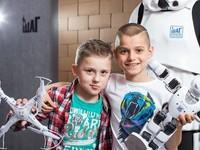 За детьми будущее цифровизации: в IT-академии стартует поток 2021-2024