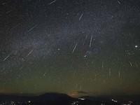Космическая метеоритная трасса над Бийском