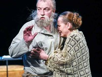 Впечатления от нового спектакля Бийского драматического театра «Банкрот»