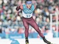 Андрей Мельниченко, из лиги сильнейших лыжников