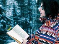 Книжная зима