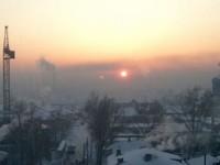 Синоптики сообщают о превышении уровня содержания сажи в воздухе Бийска
