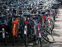 За угон велосипеда на подростков заведено уголовное дело