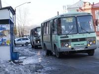 Техосмотр автобусов будет проходить при участии сотрудников ГИБДД