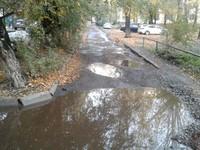 Междворовые проезды в Бийске будут ремонтировать за счет муниципального бюджета