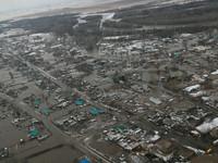 В Алтайском крае ждут сложный паводок из-за превышения нормы снега вдвое