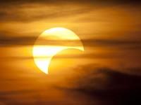 В августе у жителей Алтайского края будет шанс увидеть частичное солнечное затмение