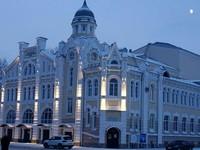 В 2019 году на ГДК будет сделана подсветка по примеру Драмтеатра и музея Чуйского тракта