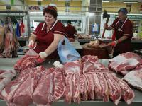Какое мясо едят горожане