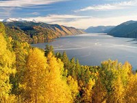 Золотое озеро