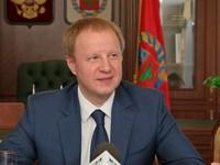 Виктор Томенко официально вступил в должность губернатора Алтайского края