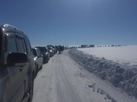 Ограничение движения сохраняется на одной трассе Алтайского края