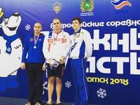 Студент бийского педуниверситета завоевал 4 высших награды Всероссийских соревнований «Снежные ласты 2018»