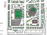 Бийские студенты разработали проект парка на Зеленом клине