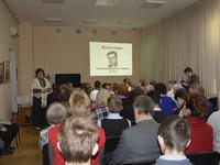 В музее-заповеднике В. М. Шукшина в Сростках состоялся вечер памяти композитора Павла Чекалова