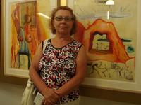 Болезнь не выбирает: преподавателю живописи Фаине Смоляковой требуется срочная помощь