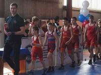 Бийские борцы посвятили турнир Дню Победы