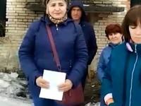 Обращение жителей поселка Борового дошло до центрального телевидения