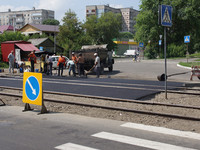 С 5 июля начнется ремонт переезда на пересечении улицы Мухачева и переулка Кожевенный