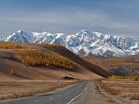 Чуйский тракт — в списке самых опасных дорог России