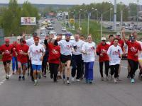 В Бийске состоится пробежка в честь Дня Победы