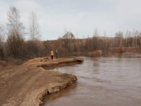 Из-за паводка в Алтайском крае снова закрыто два участка дорог