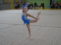 Состоялись соревнования по художественной гимнастике в рамках праздника «Алтайская зимовка»