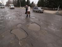 Ямочный ремонт дорог в Бийске начнется в марте