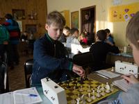 Команда Бийского лицея-интерната по шахматам заняла первое место в региональном турнире
