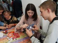 Выставочный зал приглашает на творческие мастер-классы