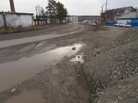 Ремонт дороги у котельной № 6 в этом году отменяется