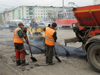 В 2019 году Бийск затратит на ремонт дорог около 250 млн рублей