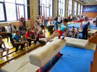 Космический успех гимнастов