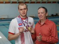 Бийский пловец Яков Стрюков выступит на десятых Всемирных играх в Польше
