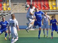 В Бийске открылся футбольный сезон