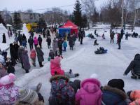 Время зимних забав