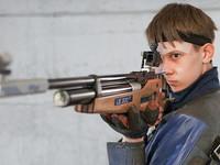 В Бийске состоялось юношеское первенство Алтая по стрельбе из пневматического оружия