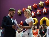 На базе гимназии № 11 состоялось торжественное мероприятие «Звезды зажигают!»
