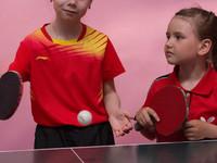 Юные теннисные дарования: В Бийске растут будущие звезды мирового настольного тенниса