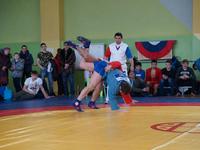Состоялся турнир по самбо в честь Н. А. Чернышёва