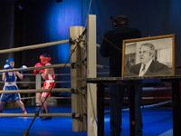10 декабря состоялся спортивный праздник, посвященный памяти тренера Виктора Федюшина