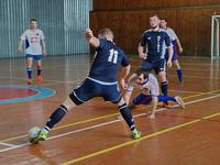 Очередной тур высшей лиги по мини-футболу состоялся в минувшее воскресенье
