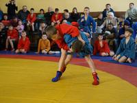 Состоялся традиционный турнир по самбо «Приз новичка»