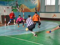 Состоялся турнир по мини-футболу, посвященный памяти Евгения Коновалова